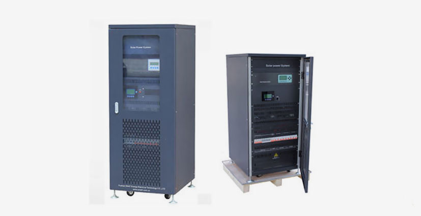 Single Phase Hybrid Inverter System