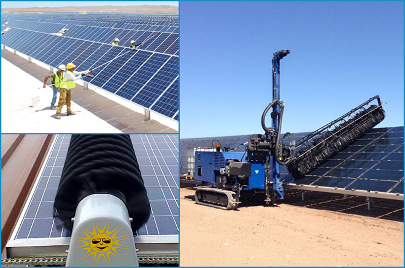 Operation and Maintenance of Solar System