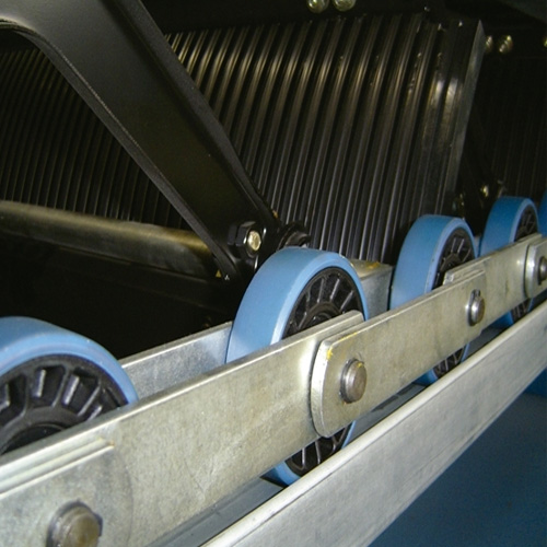 Escalator Rollers & Wheels