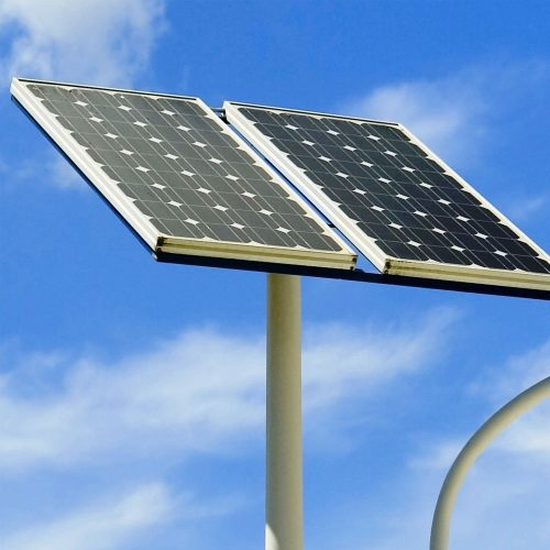 Solar Panel of solar street lights